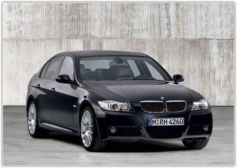 BMW 320i - технические
