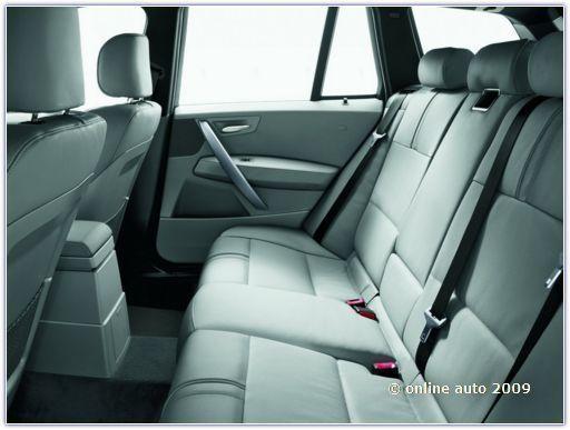 Автомобили БМВ. Первые фотографии BMW X3