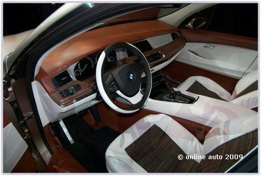 BMW 5 Series GT Concept - БМВ 5 серии