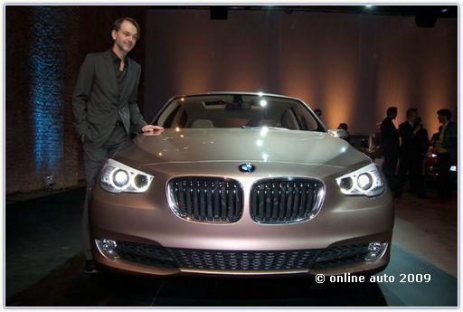 BMW 5 Series GT Concept
