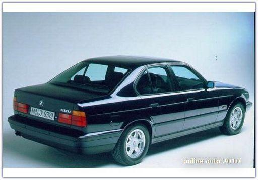 BMW 5er 5er (E34) 518 i:    5 5er ...