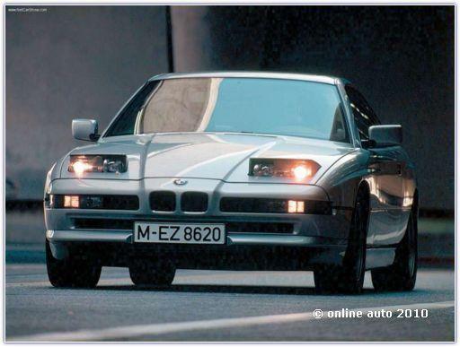 1989 Bmw 8 Series. BMW 8 Series 1989