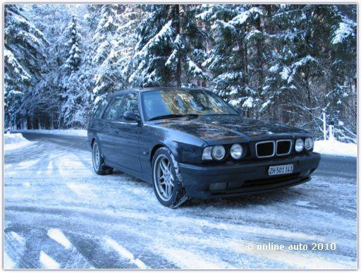 ����������� �������������� BMW 5-� �����: E34 - BMW