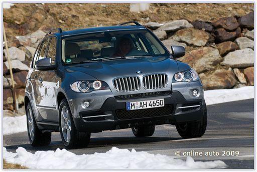 Автомобили БМВ. Тюнингованый BMW X5 xDrive35d
