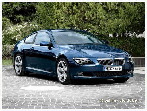 БМВ. BMW 6 серии