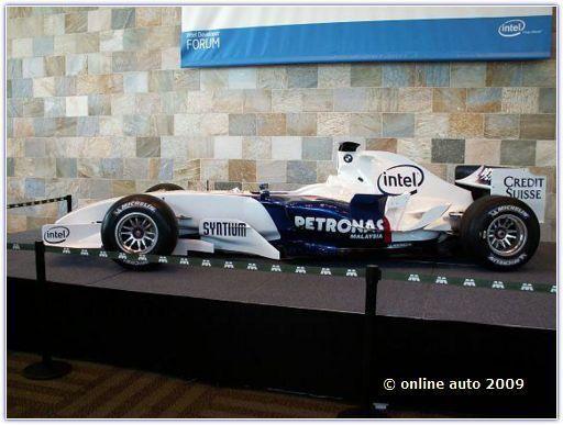 "BMW уходит из ""Формулы-1"""