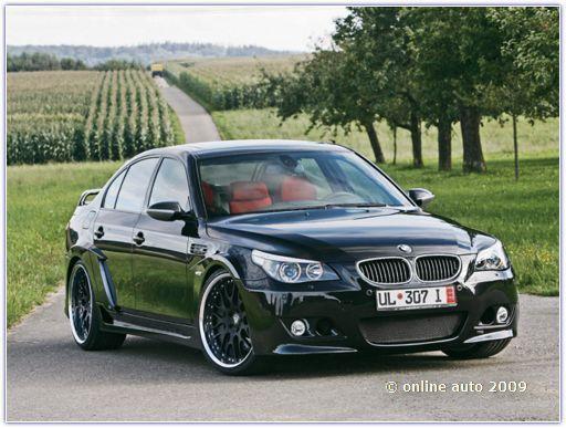 Автомобили бмв. BMW M5 нового поколения