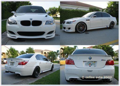 Автомобили БМВ. BMW M5