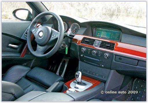 Автомобили BMW. BMW M5 обновленный