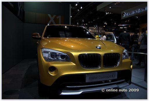 Автомобили BMW. BMW X1 в подробностях