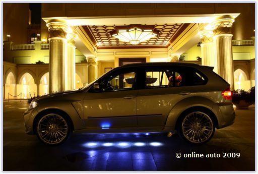 Автомобили БМВ. Мощный BMW X5